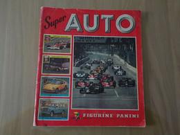 1977 Album Complet Images Figurine Panini Super Auto Niki Lauda Alan Jones Ferrari Citroën Peugeot Opel ... - KFZ