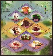 Indonesië / Indonesia 1999 Nr 1980 Postfris/MNH Paddenstoelen, Mushrooms, Champignons - Indonesia