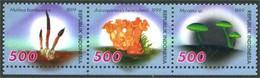Indonesië / Indonesia 1999 Nr 1981/1983 Postfris/MNH Paddenstoelen, Mushrooms, Champignons - Indonesia