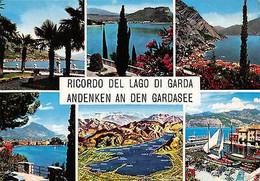 Italy Ricordo Del Lago Di Garda, Gardasee, Lac - Other