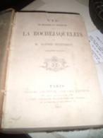 Vie De Madame La Marquise De La Rochejaquelein Par Alfred Nettement ( 1865 ) - Books, Magazines, Comics