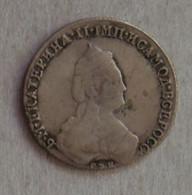 Russian Coin 20 Kopeyka Kopek 1784 - Russia