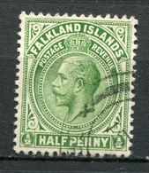 Falkland Nr.25          O  Used        (022) - Falklandinseln