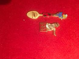 Pin S 2pieces - Arthus Bertrand