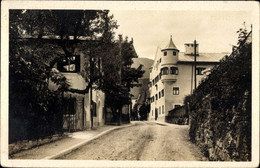 CPA Bad Hofgastein In Salzburg, Schöne Detailansicht - Altri