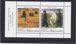 Finlande 1999 Cat. Yvert N°1457/58 **  Oeuvres Du Peintre Hugo Simberg - Finland