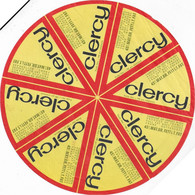 ETIQUETTE DE FROMAGE  NEUVE CLERCY  VENDEE - Cheese