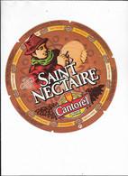 ETIQUETTE DE FROMAGE   NEUVE SAINT NECTAIRE CANTOREL - Cheese