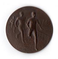 SPORT . MÉDAILLE ATHLÉTISME - Réf. N°34M - - Athletics