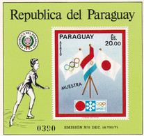 Paraguay Hb Michel 178 MUESTRA - Paraguay