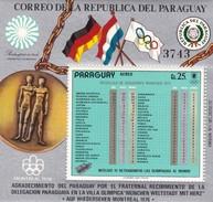 Paraguay Hb Michel 199 - Paraguay
