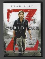 Dvd World War Z - Horror
