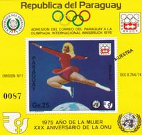 Paraguay Hb Michel 252 MUESTRA - Paraguay