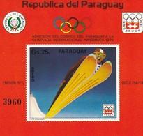 Paraguay Hb Michel 253 - Paraguay