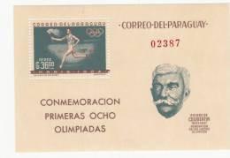 Paraguay Hb Michel 34 - Paraguay