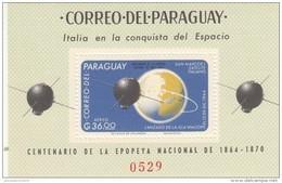 Paraguay Hb Michel 87 - Paraguay