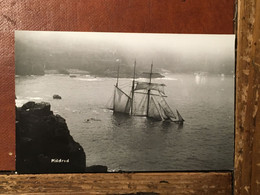 Collection GIBSON - îles Scilly - Cornouailles - The Gibson Of Scilly - MILDRED - 1912 - Naufrage - Cornwall Coast - Boats