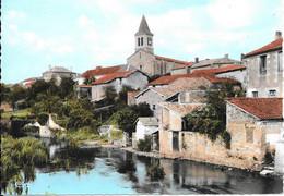 SANXAY - Le Bourg De Sanxay Et La Vonne - Sonstige Gemeinden