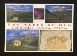 (04) : Col D'Allos - France