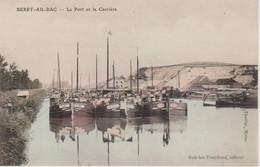 02 - BERRY AU BAC - LE PORT ET LA CARRIERE - Sonstige Gemeinden