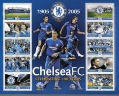 GRENADE Feuillet  N° ( 2005 ) * * Football Soccer Fussball Chelsea - Club Mitici