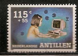 ANTILLES NEERLANDAISES OBLITERE - Curazao, Antillas Holandesas, Aruba
