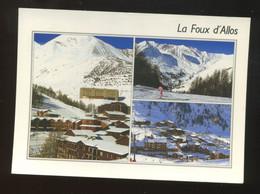 La Foux D'Allos (04) : Station été-hivers Et Les Pistes - France