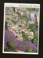 Moustiers Sainte Marie (04) : Cité De La Faïence - France