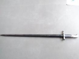 Rare SB Manceaux Vieillard - Armes Blanches