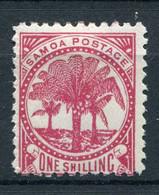 Samoa Nr.13          *  Unused        (004) - Samoa