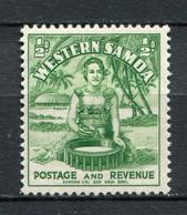 Samoa Nr.75          *  Unused        (013) - Samoa