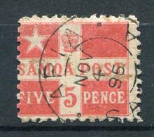 Samoa Nr.18          O  Used        (006) - Samoa