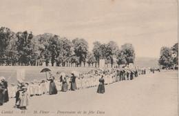 15 SAINT FLOUR  Procession De La Fete Dieu - Saint Flour