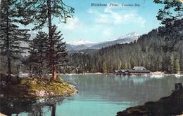 Waldhaus Flims. Cauma See 1912 - GR Grisons