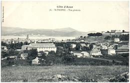 83 SAINT-TROPEZ - Vue Générale - Saint-Tropez