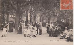 25 - BESANCON - L'HEURE DE LA MUSIQUE - Besancon