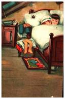 Attribuée à Margret Boriss - (amag 0226) Enfant Lit Araignée - Boriss, Margret