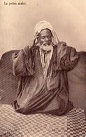 LA PRIERE CARTE GLACEE - Islam