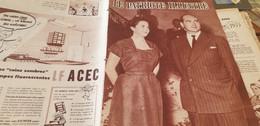 PATRIOTE 54/MERLINGE MARIAGE /FOOT BELGIQUE/COMPOSTELLE PELERINAGE /FEMMES DIRIGEANTS NAZIS /BRUXELLES/PAKISTAN KOHAT - Allgemeine Literatur