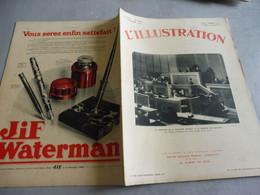 L'ILLUSTRATION 8 OCTOBRE 1932- BAO DAI EMPEREUR D'ANNAM- INONDATIONS COTE D' AZUR- OKAPIS- AVIATION-GUERLEDAN-HAMBOURG - L'Illustration