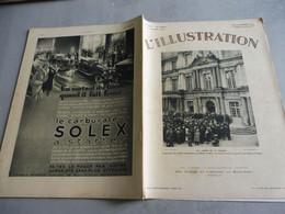 L'ILLUSTRATION 29 OCTOBRE 1932- PAQUEBOT NORMANDIE- ROME COLISÉE-CHINE SE TCHOUEN M.LIOU HSIANG- BONI DE CASTELLANE - Journaux - Quotidiens