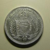 Brazil 500 Reis 1860 Silver - Brasile