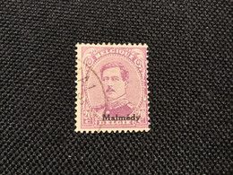 Belgique/ OC 68. Malmédy - [OC38/54] Ocupacion Belga En Alemania