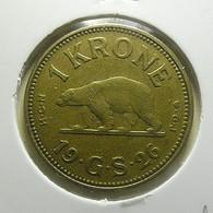 Greenland 1 Krone 1926 - Groenland