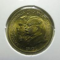 Brazil 500 Reis 1922 - Brasile