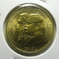Brazil 1000 Reis 1922 - Brasile