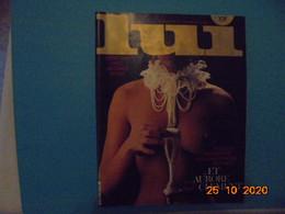 Lui N° 216 Janvier 1982 Jacques Attali, Aurore Clement - People