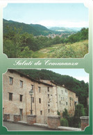 (AP) COMUNANZA, MULTIVEDUTA - Cartolina Nuova, Saluti - Other Cities