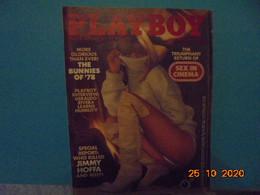 Playboy U.S.A. November 1978 - People