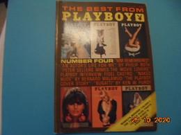 The Best Of Playboy U.S.A Nr 4 . Avec Photo Marilyn Du Nr 1 De Decembre 1953 - People
